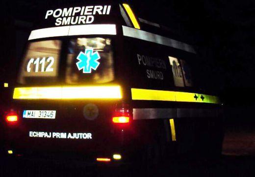 Halálos baleset Maros megyében gyorshajtás miatt