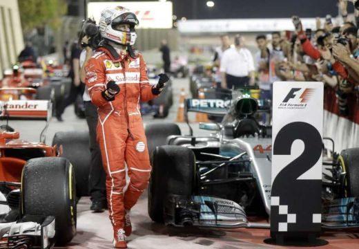 Bahreini Nagydíj: Vettel győzött és vezet az összetettben