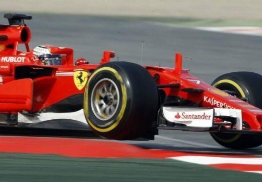 Monacói Nagydíj – Räikkönen nyerte az időmérő edzést