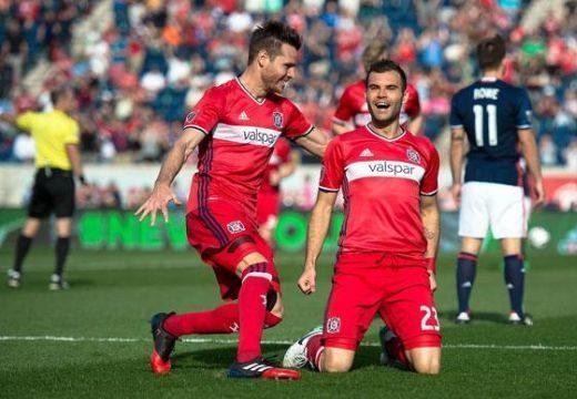MLS: őrült kezdés, Nikolics-gól, Chicago Fire-siker
