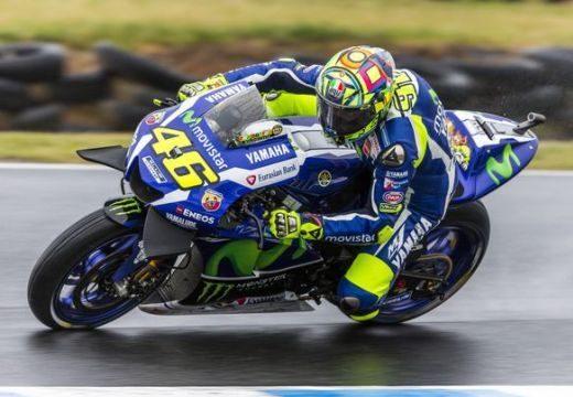 Balesetet szenvedett Valentino Rossi, azonnal kórházba szállították