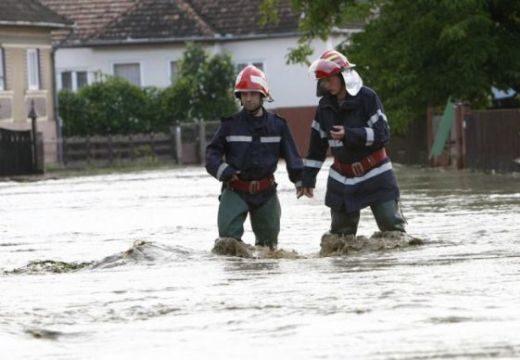 Másodfokú áradásveszély Hargita és Kovászna megyében