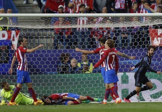 Győzelemmel búcsúzott a Atlético Madrid, BL-döntős a Real