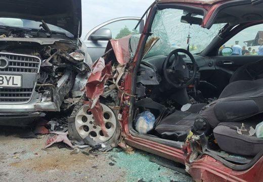 Halálos baleset Sáromberkén: részletek és fotók a szerencsétlenségről