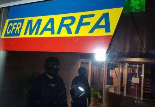 Előzetes letartóztatásban a CFR Marfă négy igazgatója!