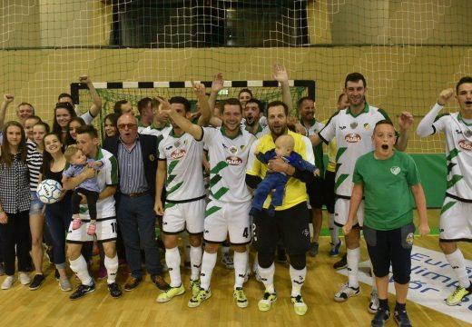 Hetedszer bajnok a Győri ETO FC