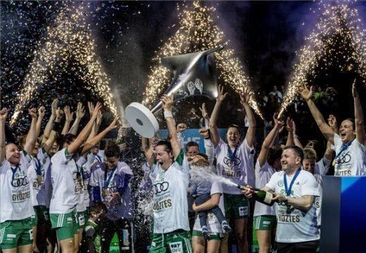 A Győr hosszabbításban megnyerte a BL-döntőt