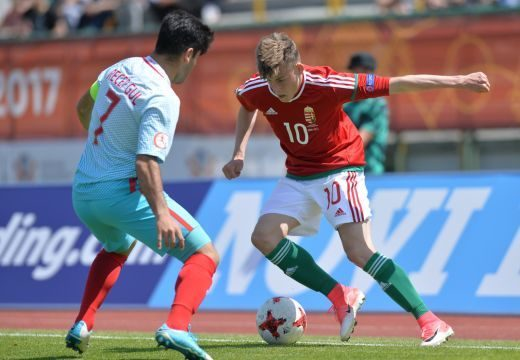 Öngól miatt estek ki a magyarok az U17-es labdarúgó Eb negyeddöntőjében