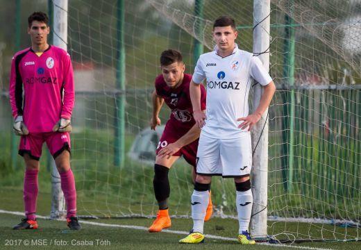 Rengeteg gól a Maros megyei 4. ligában