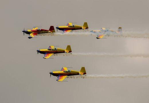 Sky is not the limit: repülős parádé tartatik Marosvásárhelyen