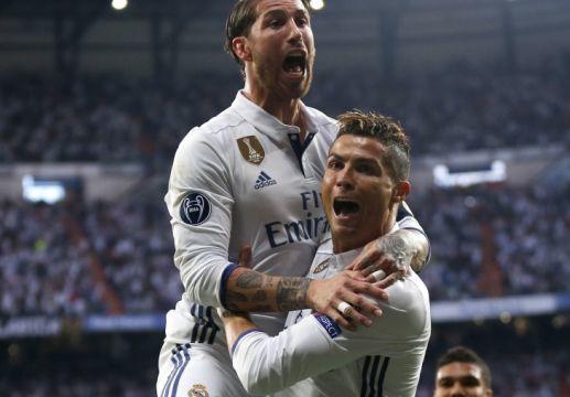 BL: Ronaldo mesterhármasával háromgólos előnyben a Real