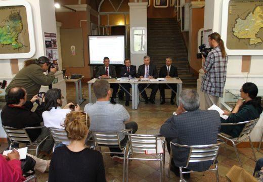 Több mint 2 millió eurós fejlesztést jelentett be a Maros Megyei Tanács