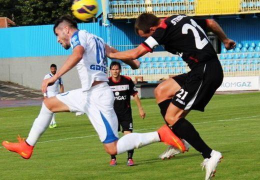 Szakszervezeti csapattól szenvedett vereséget az 1. ligás Medgyesi Gaz Metan
