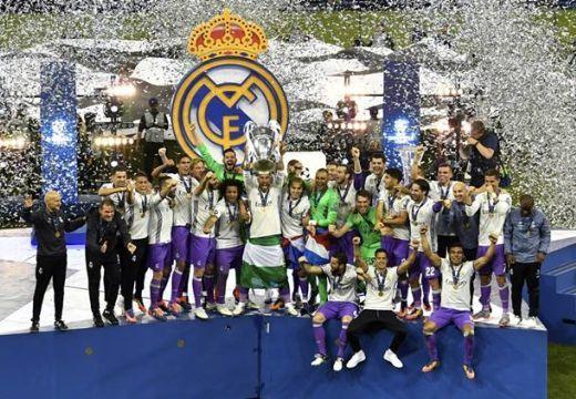 A Real Madrid történelmi BL-címvédése