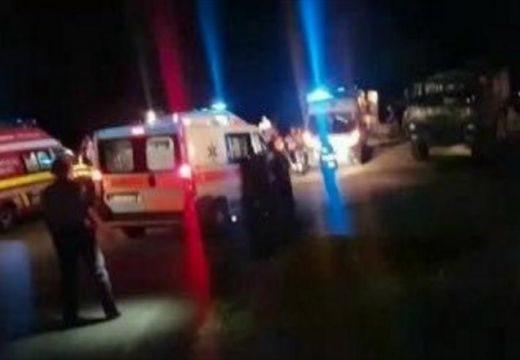 Szakadékba borult teherautó: 3 katona meghalt, 9 megsérült