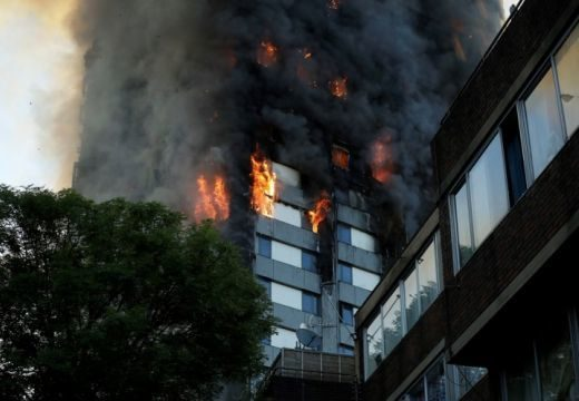 Tűzvész Londonban: legalább 12 halálos áldozat