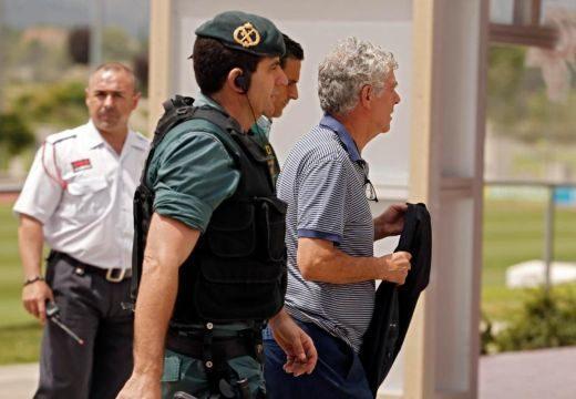 Őrizetbe vették a spanyol labdarúgó-szövetség elnökét