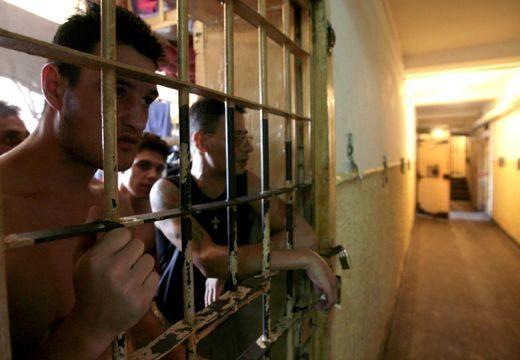 Életbe lép a túlzsúfolt börtönökben raboskodók büntetését lerövidítő törvény