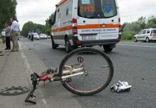 Halálos baleset: kerékpározó gyereket gázoltak a Marosvásárhely-Brassó főúton