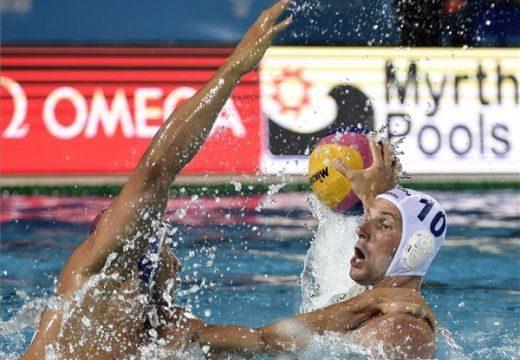 Döntetlent játszott az olaszokkal a magyar férfi vízilabda-válogatott