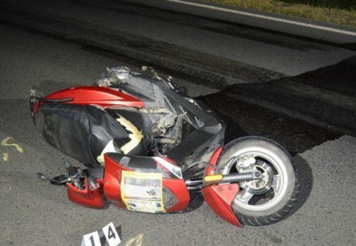 Halálos balesetet szenvedett egy motoros Borsodban