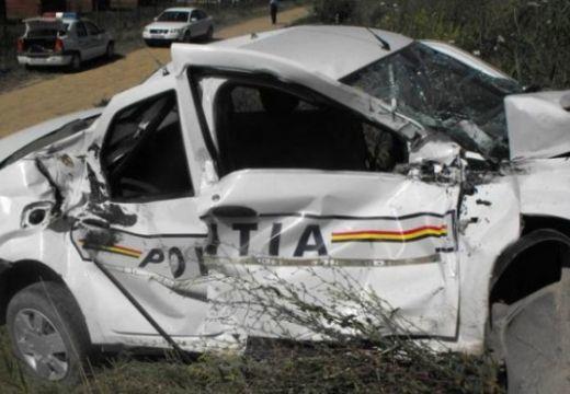 Balesetben meghalt egy rendőr