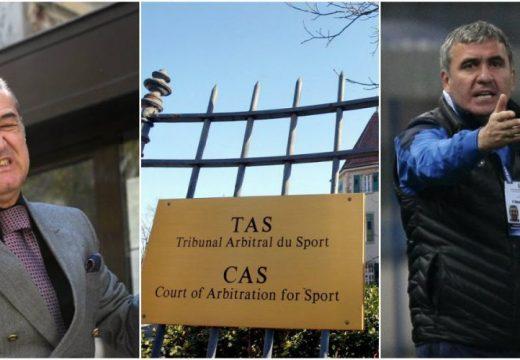 A Viitorul vagy a FCSB nyerte a bajnokságot? Ítéletet hirdetett a Nemzetközi Sportdöntőbíróság