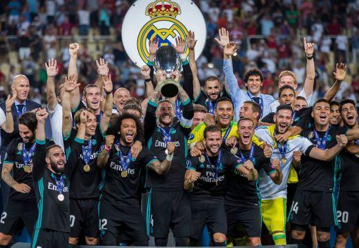 Európai Szuperkupa: Negyedszer a Real Madridé a trófea – fotók
