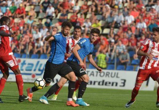 Testvérpárharc és meg nem adott gólok: így nyert a Sepsi OSK a Viitorul ellen