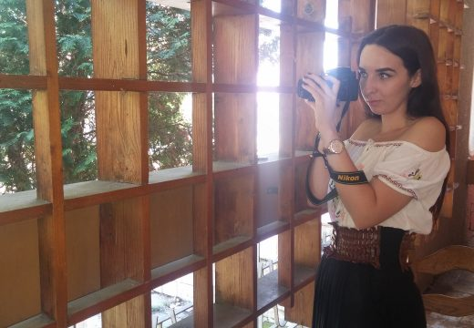 """""""Lökdösték"""" az újságíró szakos egyetemistákat Déván"""
