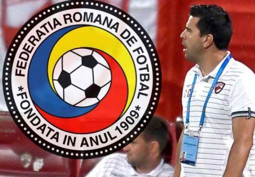 Cosmin Contra lesz a román válogatott szövetségi kapitánya