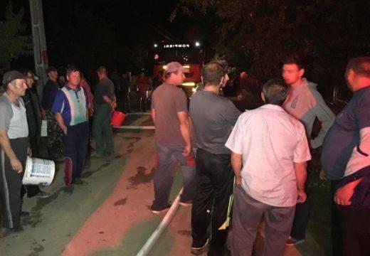 Felrobbant a gázpalack – a férfi meghalt