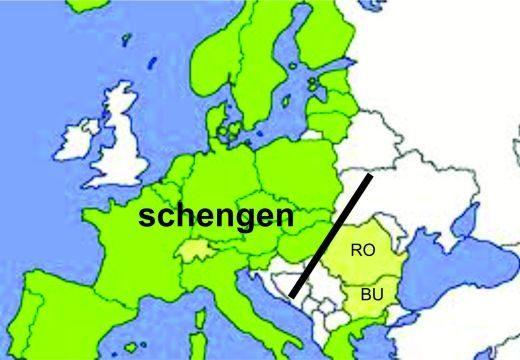 Közel Románia schengeni tagsága