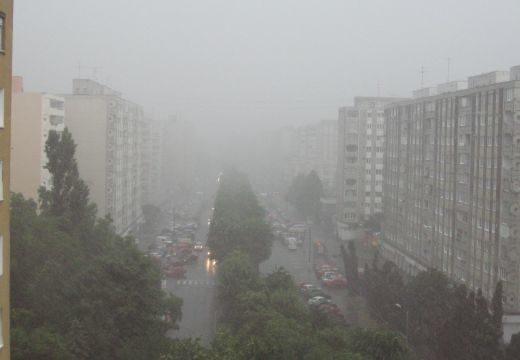 Nowcasting! Vihar várható Maros megyében