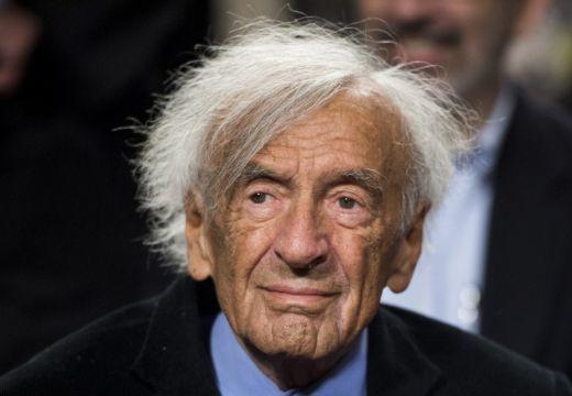 Elie Wiesel-emlékérmet bocsátott ki a román jegybank