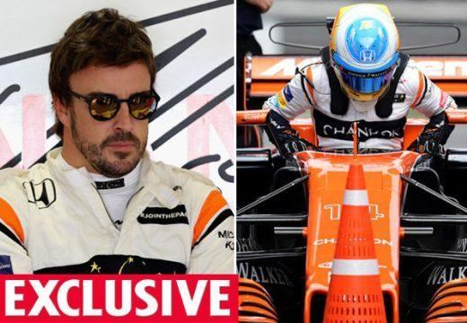 Eldőlt, hol folytatja Fernando Alonso