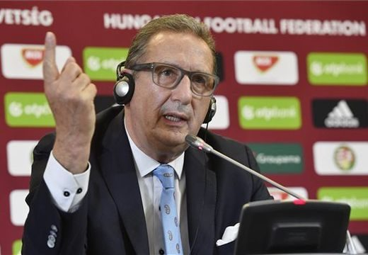 Ő a magyar labdarúgó-válogatott új szövetségi kapitánya