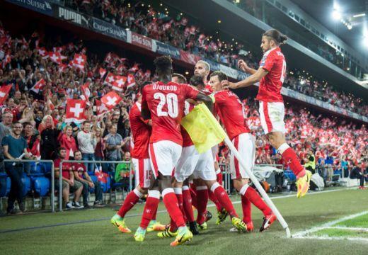 Svájc lefutballozta a magyarokat