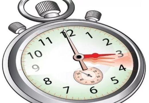Vasárnap átállítjuk az órát