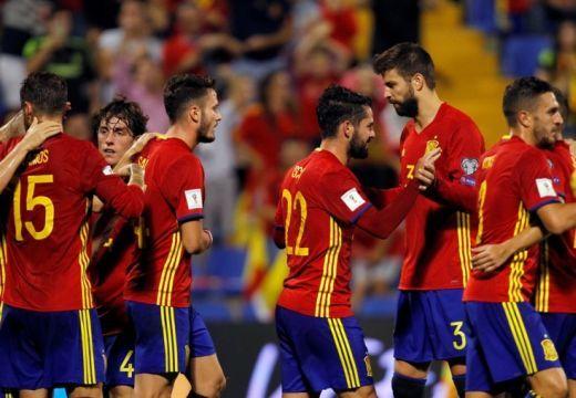 A spanyolok már a világbajnokság részvevői között vannak