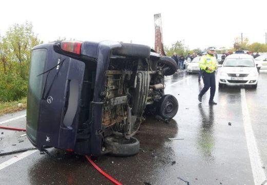 4 autó ütközött: 1 halott, 14 sérült