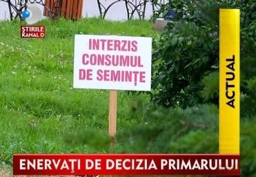 Újabb román város tiltotta be a szotyizást