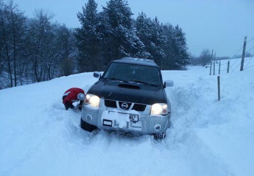 Segítségért telefonáltak a Görgényi havasok ismeretlen útszakaszán elakadt fiatalok
