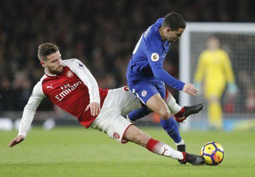 Remek mérkőzésen döntetlent játszott az Arsenal és a Chelsea