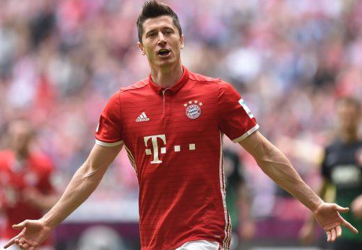 Bundesliga: A játékosok szerint Lewandowski az őszi idény legjobbja