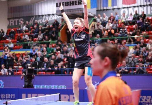 Szőcs Bernadette megnyerte az asztalitenisz Európa Top 16-ot!