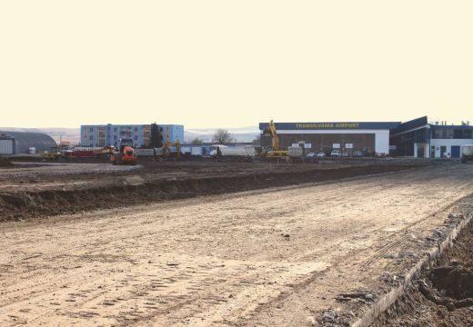 Pontosítások a marosvásárhelyi repülőtéren zajló munkálatok felfüggesztése kapcsán