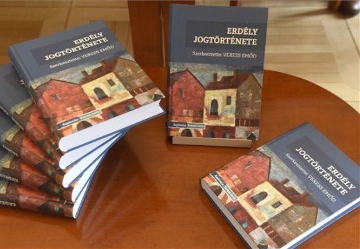 Erdély jogtörténete: a magyar identitás része