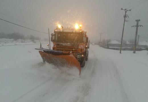 Közlekedési gondokat okoz a márciusi tél