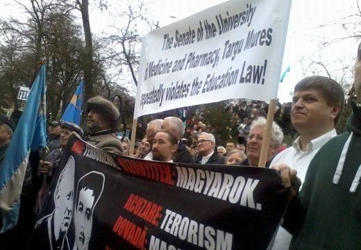 MOGYE-ügy: Tüntetés csütörtökön!